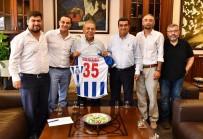 İZMIRSPOR - Kocaoğlu, İzmirspor'un Taleplerini Değerlendirecek