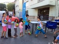 GOLF - Küçükçekmece'de Spor Şenlikleri Mahallelinin Ayağına Geldi