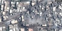 İNSAN HAKLARI İZLEME ÖRGÜTÜ - Kuşatma Altındaki Avamiye'deki Tahribat Havadan Görüntülendi