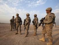 KUZEY IRAK - Kuzey Irak'ta 2 ABD askeri öldü