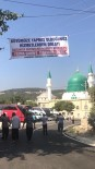 HAMIDIYE - Mahalleliden Fatma Şahin'e 'Afiş'li Teşekkür