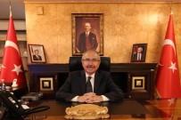 TÜRKIYE FUTBOL FEDERASYONU - Mardin'de Spor Güvenliği Toplantısı Yapıldı