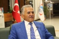 MEMDUH BÜYÜKKıLıÇ - Melikgazi Belediyesi YGS-LYS Kurslarına Kayıtlar Başladı