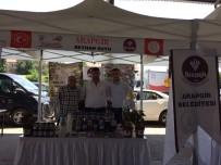 Mengen Uluslararası Aşçılık Ve Turizm Festivali'nde Malatya Standı