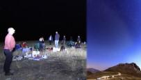 GÖKYÜZÜ - Meteor Yağmurunu Görmek İçin 2 Bin 400 Metrede Kamp Kurdular