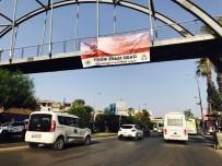 MEHMET AKıN - Mısır Üreticisine 'Pankartlı' Anız Uyarısı