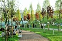AKKENT - Şahinbey Yeşilinin Tonlarıyla Boyandı
