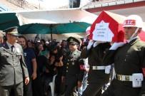 KEMAL ZEYBEK - Şehit Uzman Onbaşı Samsun'da Toprağa Verildi