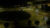 BÜLENT ECEVIT - Şehrin Göbeğinde Tehlikeli Drift