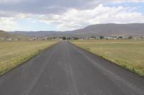 KARS VALISI - Selim Akçakele Arası 17 Kilometre Sıcak Asfalt Oldu