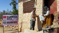 REJIM - Suriyeli Müslümanlara 10 Bin Hisse Kurban Eti