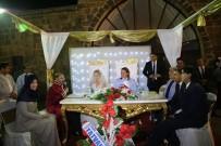 İL SAĞLIK MÜDÜRÜ - Tarihi Handa Nikah Töreni