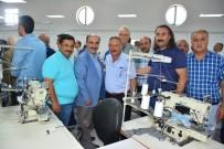 BITLIS EREN ÜNIVERSITESI - Tatvan'da Tekstil Atölyesi Açıldı