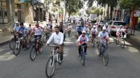 ADIYAMAN VALİLİĞİ - TBMM Başkan Vekili Aydın Kuran Kursu Öğrencileriyle Birlikte Pedal Çevirdi