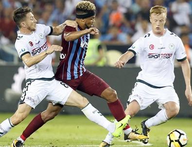 Trabzonspor Burak'la güldü