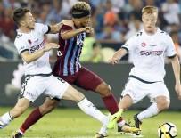 MEDICAL PARK - Trabzonspor Burak'la güldü