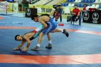 KAZAKISTAN - Uluslararası Yıldızlar Güreş Turnuvasında Türkiye 8 Altın Madalya İle Birinci