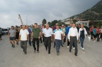İŞADAMLARI - 1. Samandağ Turizm Festivali Başladı