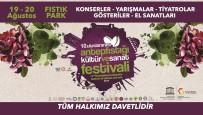 AHŞAP OYUNCAK - 10.Uluslararası Antepfıstığı Kültür ve Sanat Festivali başlıyor