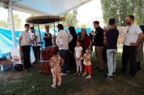 GAZİ YAKINI - 15 Temmuz Gazileri Piknikte Bir Araya Geldi