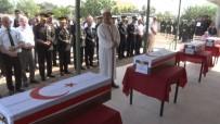 FARUK YıLDıRıM - 4 Şehit İçin 43 Yıl Sonra Cenaze Töreni