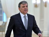 KURULUŞ YILDÖNÜMÜ - Abdullah Gül AK Parti'nin 16. yıl kutlamasına katılmıyor