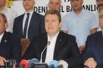 İL DANIŞMA MECLİSİ - AK Parti Denizli Teşkilatı 16'Incı Yılı Kutladı