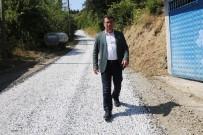 REKOR - Atakum'da 1 Yılda 1 Milyon Metrekare Yol