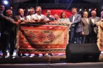 MUSTAFA ÇETIN - Bakan Zeybekci, Uşak'ta Kilim Festivaline Katıldı