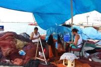 AV YASAĞI - Balıkçılar 'Vira Bismillah' Demek İçin Gün Sayıyor