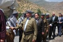MESUD BARZANI - Barzani, Jirki Aşiretine Taziye İçin Heyet Gönderdi
