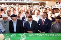 YUSUF BAŞER - Başbakan Yardımcısı Bozdağ, Yozgat'ta Cenaze Törenine Katıldı