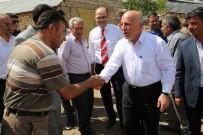 MEHMET SEKMEN - Başkan Sekmen İlçelerde Vatandaşların Sorunlarını Dinliyor