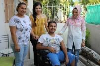 YÜREĞIR BELEDIYE BAŞKANı - Batuhan Ve Ömer'in Akülü Sandalye Sevinci