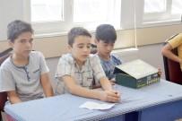 İMAM HATİP ORTAOKULU - Besni'de Hafızlık Projesi Devam Ediyor