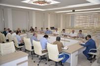 Bilecik Belediyesi Haftalık İstişare Toplantısı Yapıldı