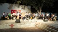 ALI ÖZCAN - Burhaniyeli Darbukacı'ya 20 Yıl Teşekkürü