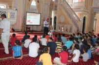 AFET BİLİNCİ - Camide Afet Bilinci Eğitimi