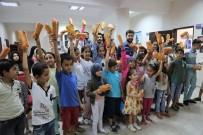 DİŞ FIRÇALAMA - Cizre'de Ağız Ve Diş Sağlığı Eğitimi