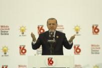 ERTUĞRUL GAZI - Cumhurbaşkanı Erdoğan 2071'İn Tohumlarını Malazgirt'te Atacak