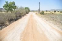 DÖĞER - Dicle'nin Kırsal Mahalle Yolları Yenileniyor