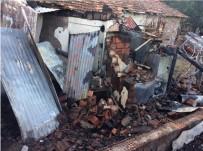 AHŞAP EV - Emet Günlüce'de Yangını