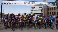 ERCIYES - Erciyes Dağ Bisiklet Kupası'nda 'Dostum' Rüzgarı