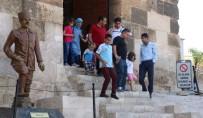 EĞERCI - Gaziantep Kalesine Ziyaretçi Akını