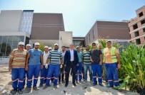 HACI BEKTAŞ-I VELİ - Hacı Bektaş Veli Kültür Merkezi Açılışa Hazır