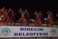 DEMOKRASİ NÖBETİ - Halk Dansı Kafkaslardan Birecik'e Uzandı