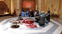 LALA MUSTAFA PAŞA - Hamam Müzesi'ne yoğun İigi