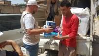 UÇUŞA YASAK BÖLGE - İHH Iraklı Mültecilere Umut Oldu
