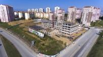 CAMİİ - İlkadım'ın Binası Yükseliyor