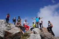 ALP ARSLAN - KADASK, Yaralıgöz'e Tırmandı